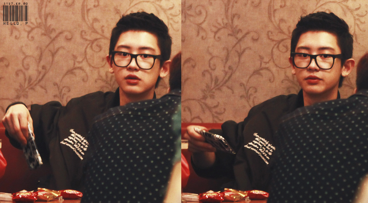 Good Morning Park Chanyeol ESPERANZA